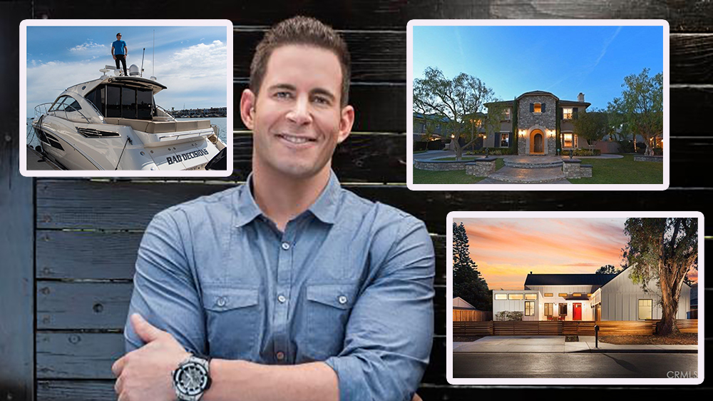 Tarek El Moussa's homes
