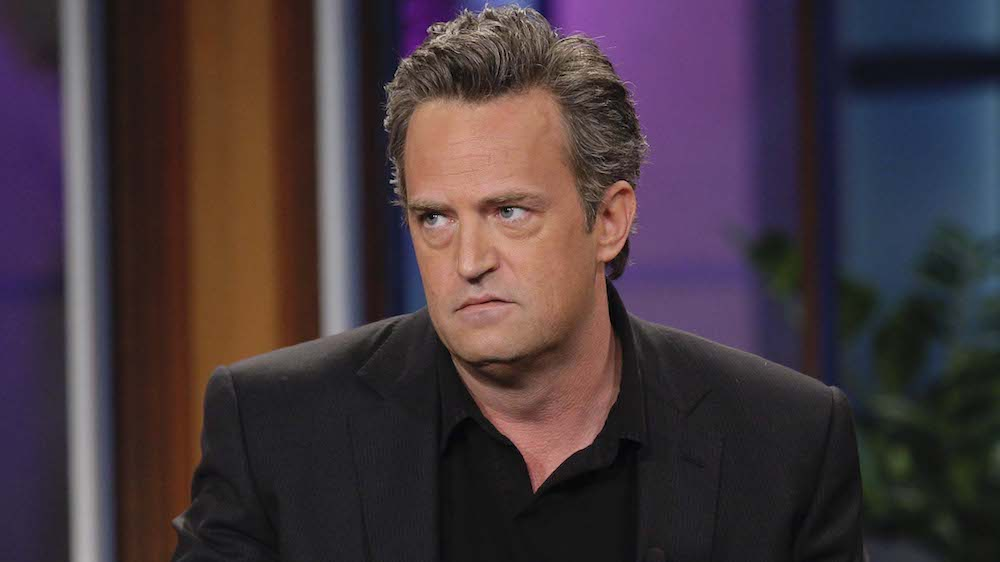 Matthew Perry Sells Malibu home