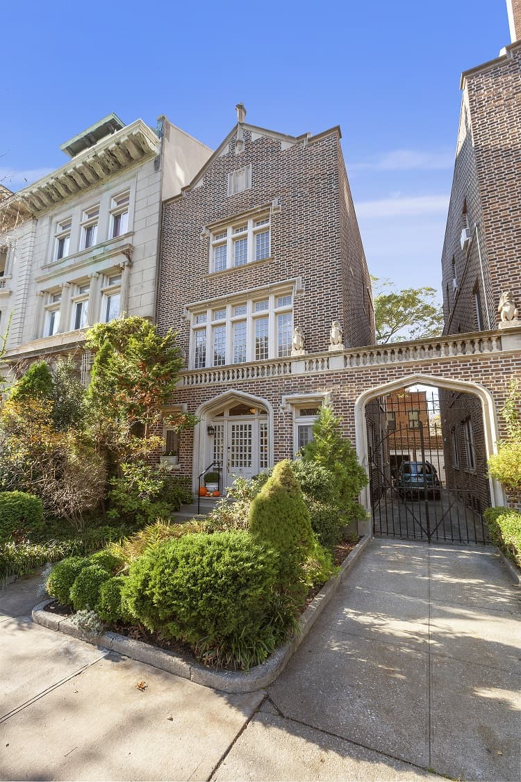 beautiful townhouse in prospect park, Brooklyn